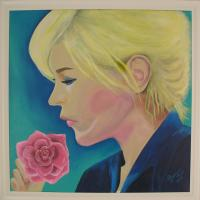 Exposition permanente à mon domicile sur rendez-vous , Agathe Domjan Artiste Peintre