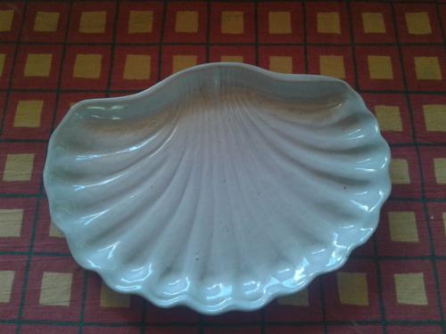 Petit plat coquille st Jacques