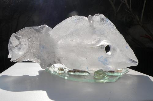 cristal fondu