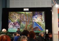 Actualité de michel boudib art-illusion 4èm biennale des Peintres et Sculpteurs de Bretagne de Saint Brieuc