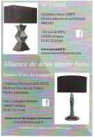 FIMA , CHRISTIAN LECLERCQ EMAUX D'ART DE LONGWY