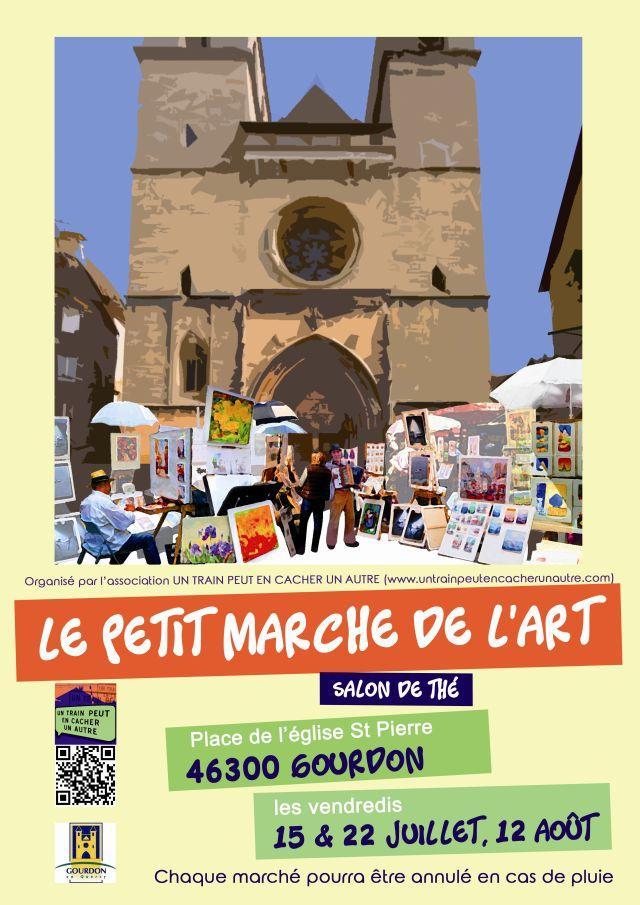 Actualité de Martine Rieg Sezer, Formatrice professionnelle Petit Marché de l'Art