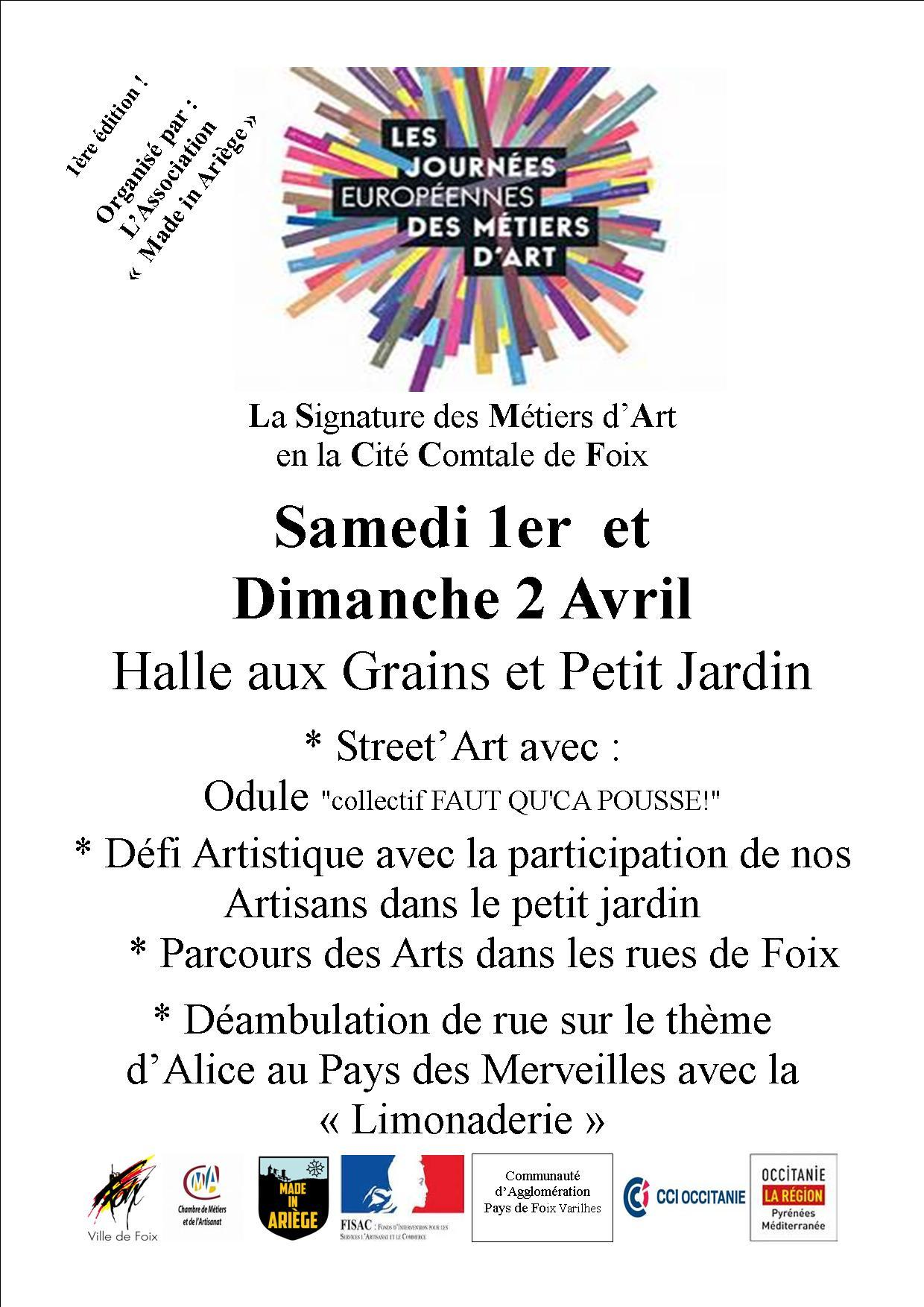 Actualité de Carole Pham L'Atelier de Caro Journées Européennes des Métiers d'Art