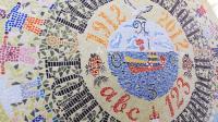 100 ans de L'Ecole de Lomener Kerroch  , gwenaele le doussal passionmozaik