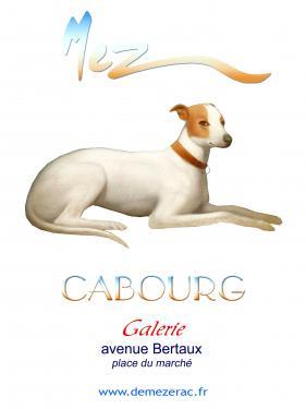 affiche - Castagnette MEZ Cabourg