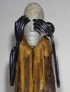 Actualité de  grimo sculpteur Lumière