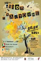 salon d'automne de Villecresnes , ariane chaumeil Ar'Bords Essences - A la Guilde du Dragon de Verre
