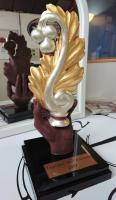 Actualité de Sélénium Décor Tôle Émail Sélénium - Tôle émail décor Trophées de l'artisanat - Côte d'Or