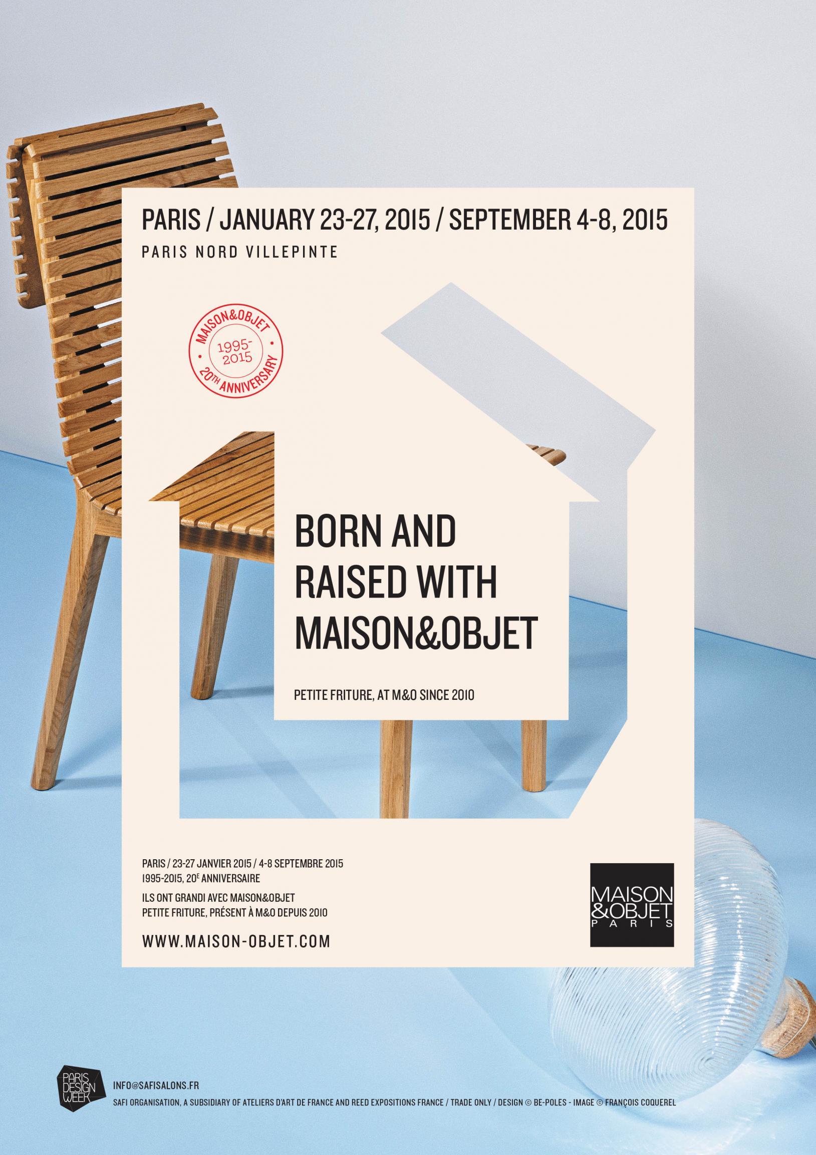 Actualité de   UTINAM BESANCON  boutique Salon Maison et Objet - Paris Nord Villepinte