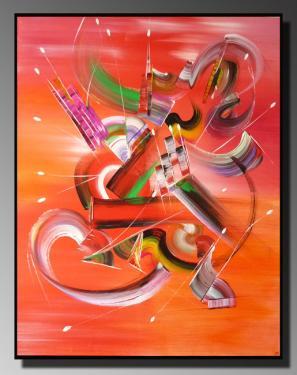 TRANSPARENCE Taille : 73X92 Peinture abstraite   Acrylique au couteau/pinceau Toile sur ch�ssis bois Cotation Drouot Site officiel : http://www.mapeinturesurtoile.com Prix : me contacter