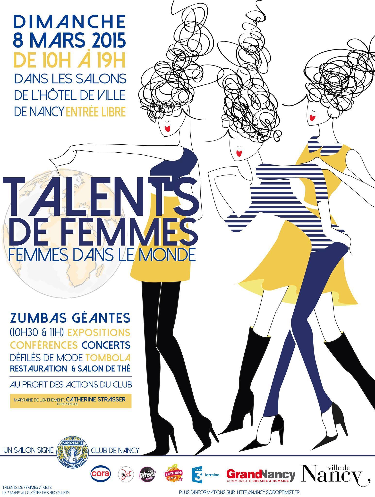 Actualité de SOFIMILLI Talents de Femmes