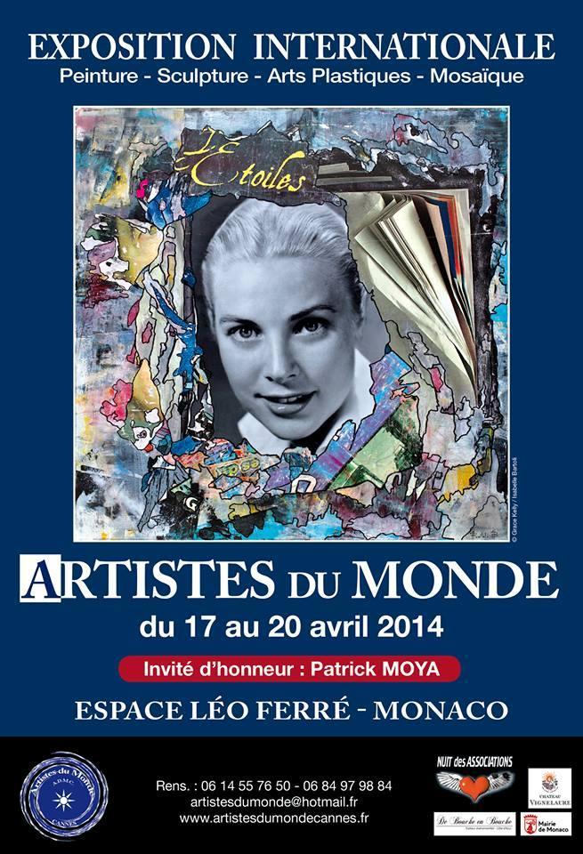 Actualit� de Michel Comte - joaillier scuplteur Exposition � MONACO