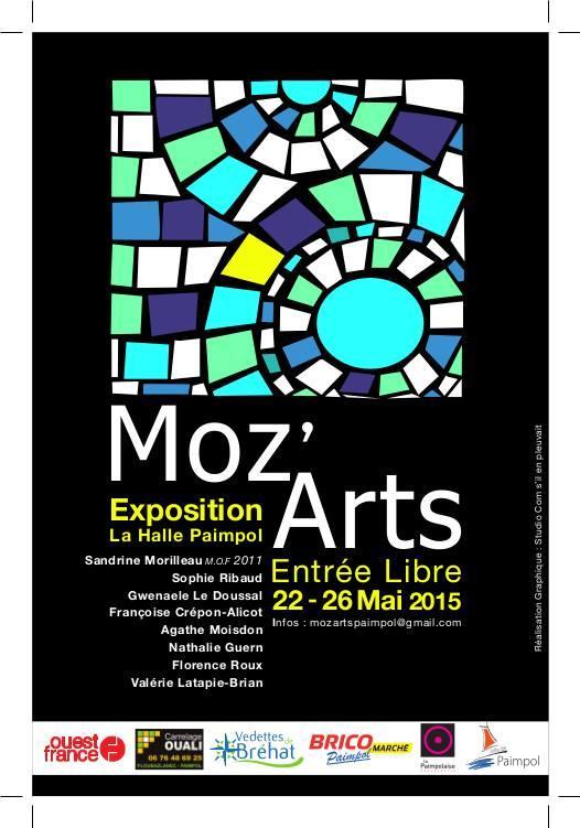 Actualité de gwenaele le doussal passionmozaik MOZ'ARTS