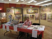 Salon de PITHIVIERS 2015 , EVRARD CLAUDE