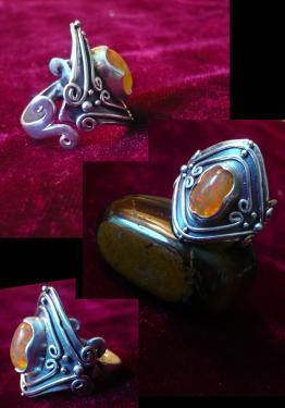 Opale de feu du Mexique 2013