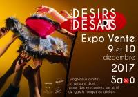 Désirs Des Arts - Expo-vente , CAROLE PERVIER LA FORET DES CHAPEAUX