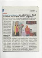 JEMA , Valérie Bourdon Bout d'Choco