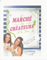 Marché Artisanal Leclerc Océanis St Gilles Croix de Vie , Valérie Bourdon Bout d'Choco