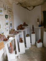 Réouverture Atelier Andalou , Ruiz Marie Sculpteur
