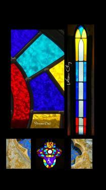 Créations pour une chapelle privée en Ardèche (07)