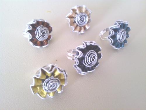 Turbo muriel esquerdo création bijoux Créations FY54