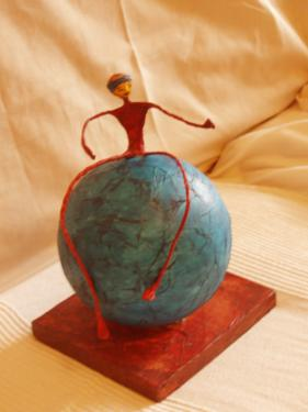 Collection globe de bureau...jusqu'au lumineux à poser avec interrupteur toutes les possibilités s'offrent aux plus créatifs d'entre vous...