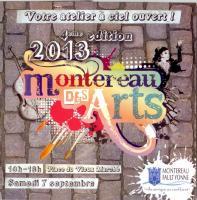 Montereau des Arts : Retour sur une manifestation aux airs de guinguette ... , ariane chaumeil Ar'Bords Essences - A la Guilde du Dragon de Verre