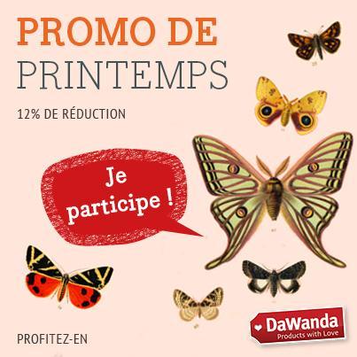 Actualit� de pascale ducreux Passion-artisanale Promotions chez Dawanda
