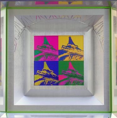 1ier prix créativité 2007 au concours international de l'encadrement.