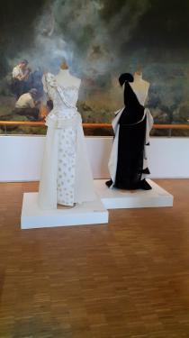 Cr�ations et R�alisations Robes de soir�e au Mus�e des Meilleurs Ouvriers de France � Bourges