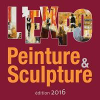 Salon de peintures et sculptures à Seignosse. , francine D'oliveira Rezende artiste peintre