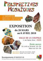 Perspectives Mosaïques - Exposition Dijon , Carol - TESSELLES ET MOSAIQUES Lamglait TESSELLES ET MOSAIQUES