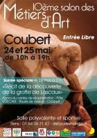 10e salon des métiers d'art de Coubert , ariane chaumeil Ar'Bords Essences - A la Guilde du Dragon de Verre