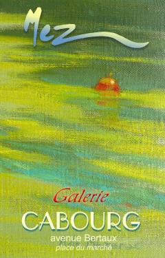 affiche - Odet détail MEZ Cabourg