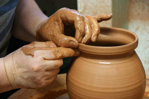 cours poterie forfait 12H : 120?