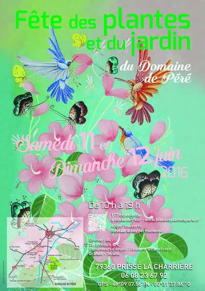 Actualité de marie lascoux ébéniste fête des plantes et du jardin au domaine de Péré (79)