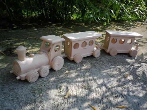Train de voyageur