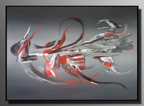 ASPIRATION Taille : 50x70 Peinture abstraite   Acrylique au couteau/pinceau Toile sur ch�ssis bois Cotation Drouot Site officiel : http://www.mapeinturesurtoile.com Prix : me contacter