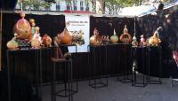Actualité de Marie Wermuth Graines de Vie Marché de la Création Paris Montparnasse