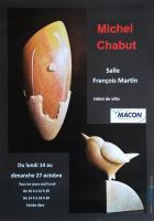 Actualité de Michel Chabut Sculpteur Exposition Sculptures en pierre