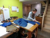 Cérémonies et sorties de l'été , christine charpentier cuir et création