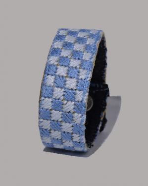 bracelet point pavé