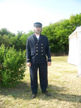 Costume gardien de phare