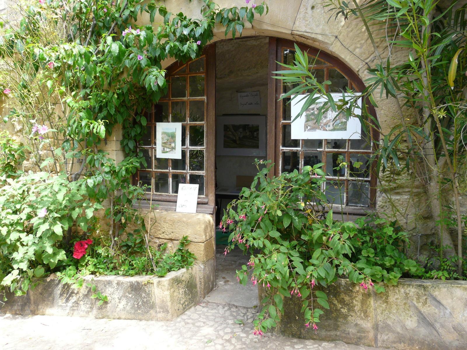 Actualité de Ruiz Marie Sculpteur Réouverture de l'atelier andalou à La Roque Gageac ,Dordogne..