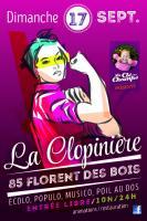 Village en fête- La Clé des Champs , Valérie Bourdon Bout d'Choco