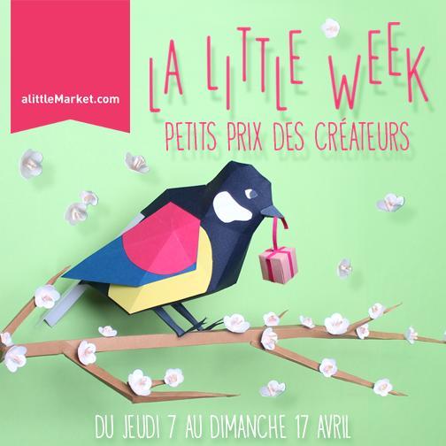 Actualité de pascale ducreux Passion-artisanale La littleweek