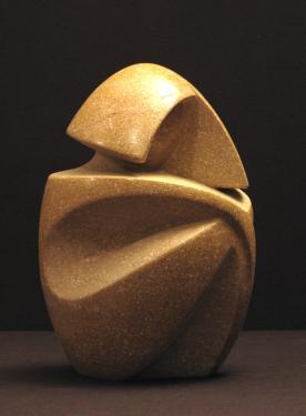 Bulle pierre de Buxy H:35 cm