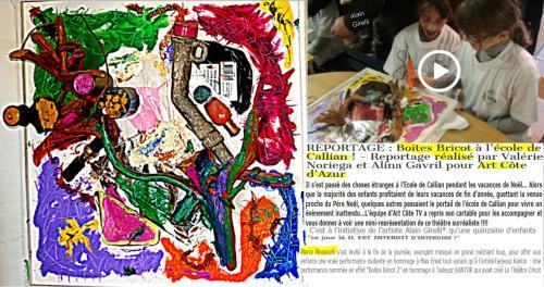 descriptionIl s'est passé des choses étranges à l'Ecole de Callian pendant les ... Alain Girelli* qu'une quinzaine d ... https://www.youtube.com/watch?v=K7QhJsTOvGI