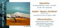 Salon du Carreyrat , francine D'oliveira Rezende artiste peintre