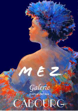 affiche - tropica MEZ Cabourg